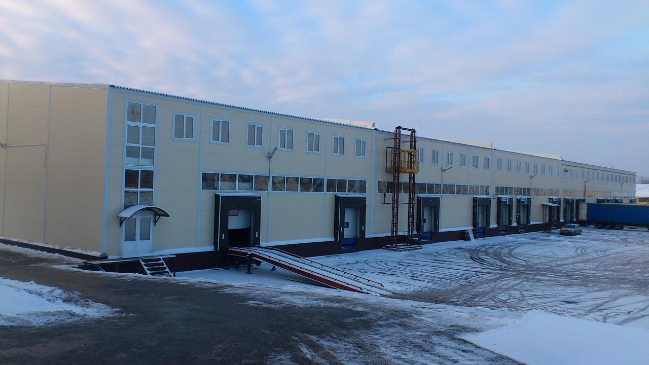 складской комплекс 5000 м2